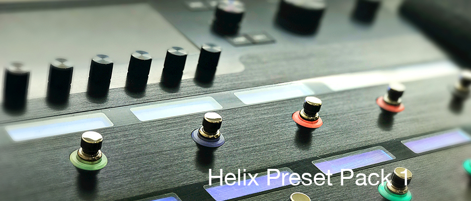 M Britt Helix Preset Pack