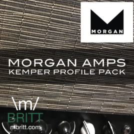 MORGAN AMPS PACK 1